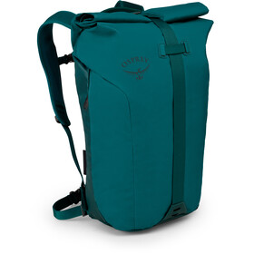 Osprey Transporter Roll Backpack westwind teal